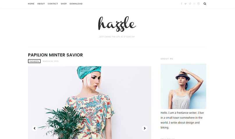 20 Free Personal Website Templates To Boost Your Personal Branding
